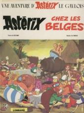 Astérix -24'- Astérix chez les Belges
