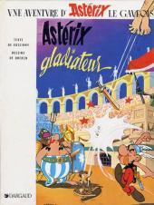 Astérix -4e1988- Astérix Gladiateur