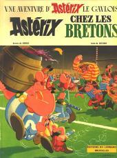Astérix -8'Lbd- Astérix chez les Bretons
