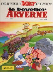 Astérix -11c1984- Le bouclier Arverne