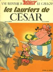 Astérix -18'- Les lauriers de César