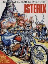 Astérix (Autres) -3Paro- Les invraisemblables aventures d'ISTERIX