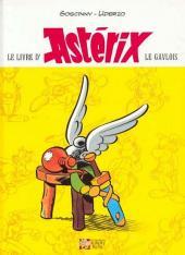 Astérix (Hors Série) -12TL- Le livre d'Astérix le Gaulois