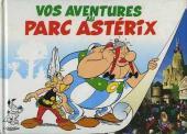 Astérix (Hors Série) -11- Vos aventures au parc Astérix