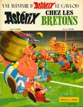 Astérix -8- Astérix chez les Bretons