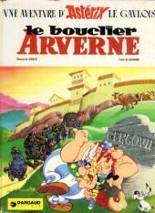 Astérix -11b1979- Le bouclier Arverne