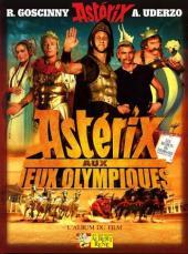 Astérix (Hors Série) -C07- Astérix aux jeux olympiques - l'album du film