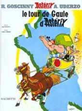 Astérix (Hachette) -5- Le tour de Gaule d'Astérix