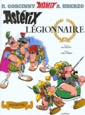 Astérix (Hachette) -10- Astérix Légionnaire