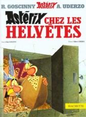 Astérix (Hachette) -16- Astérix chez les Helvètes