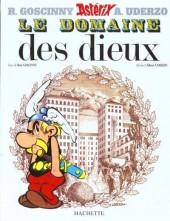 Astérix (Hachette) -17- Le domaine des dieux