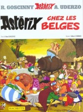 Astérix (Hachette) -24- Astérix chez les Belges