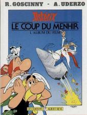 Astérix (Hors Série) -C03- Le Coup du menhir - L'Album du film