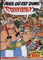 Astérix (Livre-Jeux) -42- Mais où est donc Panoramix?!?