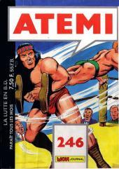 Atemi -246- Le Noël des catcheurs