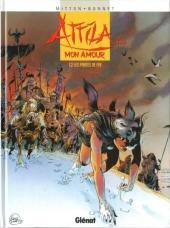 Attila... mon amour -2- Les portes de fer