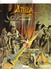 Attila... mon amour -3- Le maître du Danube