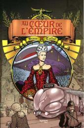 Au cœur de l'empire -1- L'héritage de Luther Arkwright T.1