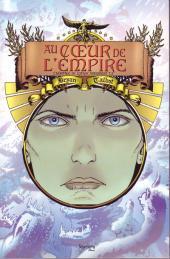 Au cœur de l'empire -2- L'héritage de Luther Arkwright T.2