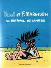 Binet et F. Margerin au festival de Cannes