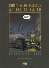 (DOC) Études et essais divers -6- L'Histoire de Belgique au fil de la BD de 1830 à nos jours