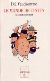 (AUT) Hergé -7b95- Le monde de Tintin