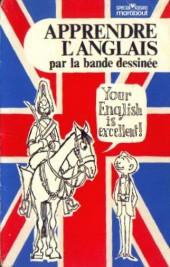(AUT) Jijé - L'anglais par la bande dessinée