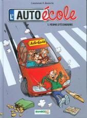 L'auto école -1- Permis d'éconduire