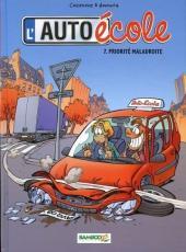 L'auto école -7- Priorité maladroite