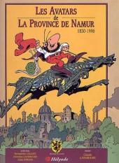 Les avatars de la province de Namur - 1830-1996