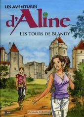 Les aventures d'Aline -5- Les Tours de Blandy