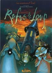 Les aventures d'Irial -2- Rufus le Loup