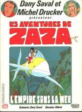 Zaza (Les aventures de) -1- L'Empire sous la mer