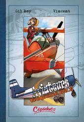 Aviateurs -2- Fréquence 123.5