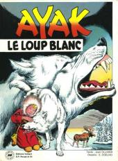 Ayak le loup blanc - Tome 1