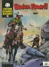 Baden Powell (Jijé) -1- Baden Powell - Tome 1