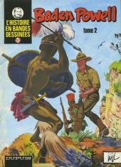 Baden Powell (Jijé) -2- Baden Powell - Tome 2