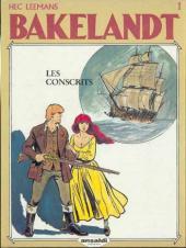 Bakelandt -1- Les conscrits