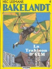 Bakelandt -4- La trahison d'ULM