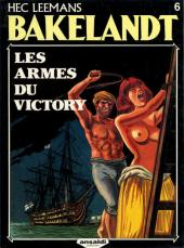 Bakelandt -6- Les armes du Victory