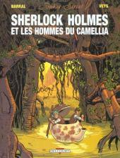 Baker Street (Veys/Barral) -3- Sherlock Holmes et les Hommes du Camellia