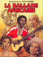 La ballade africaine - Les aventures de Toko Namba