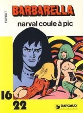 Barbarella (16/22) -4107- Narval coule à pic