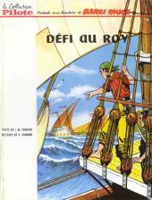 Barbe-Rouge -4- Défi au Roy