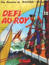 Barbe-Rouge -4a77- Défi au Roy