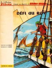 Barbe-Rouge -4'- Défi au Roy