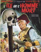 Barbe-Rouge -7Pub- L'Île de l'homme mort