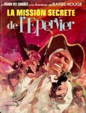 Barbe-Rouge -12- La mission secrète de l'Epervier