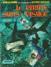Barbe-Rouge -14- Le pirate sans visage
