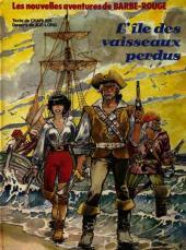 Barbe-Rouge -19a1984- L'île des vaisseaux perdus